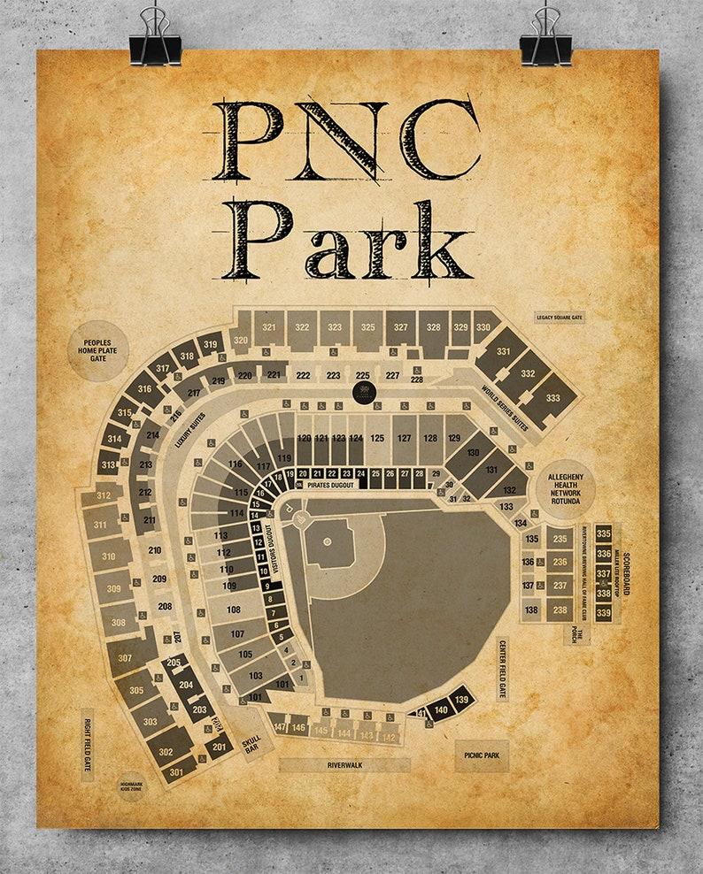 Section 119 Pnc Park