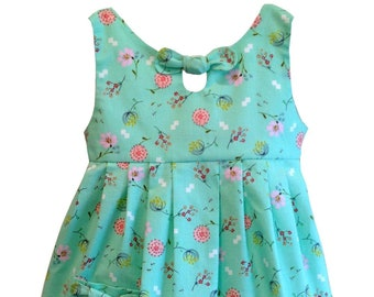 Girls dress pattern,  The MADDIE LOU Dress, toddler dress pattern, sewing pattern, instant digital PDF download,  photo tutorial, sizes 2-6