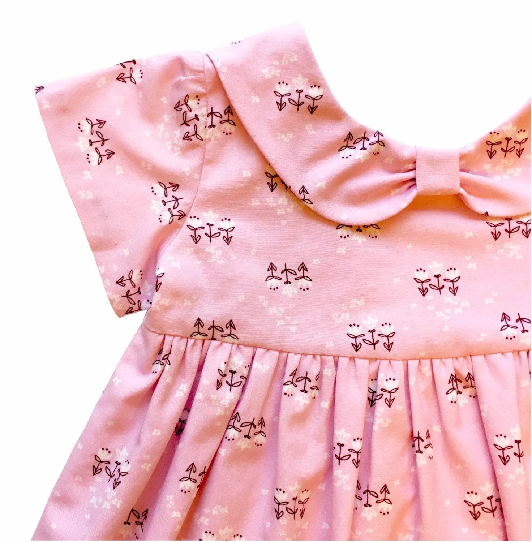 45c9acbbd BABY DRESS PATTERN 3 styles in 1 pattern so many   Etsy