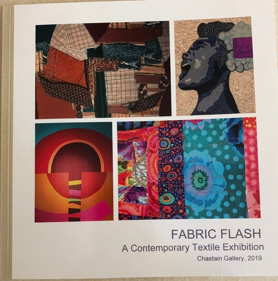 Fabric Flash: A Contemporary Textile Exhibition catalog
