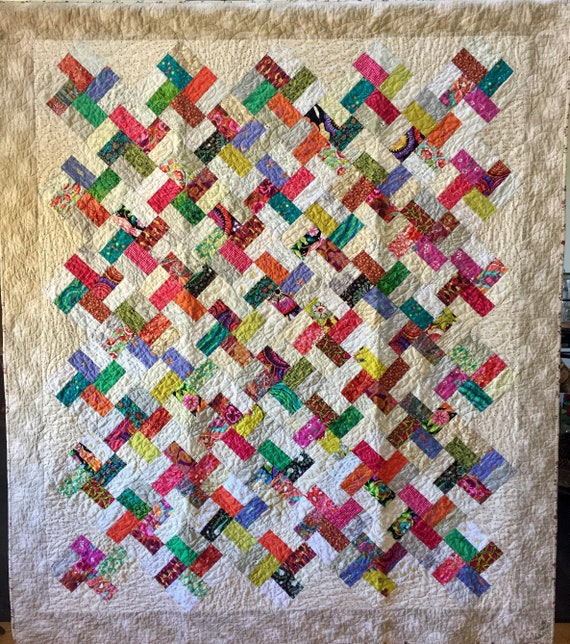 A Simpler Time traditional quilt
