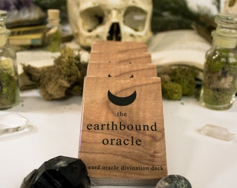 The Earthbound Oracle Deck