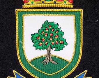 O/'Keeffe Irish Coat of Arms Double Drop Pendant ~ ILP03