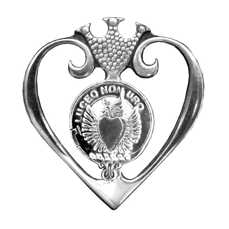 Smith Clan Crest Luckenbooth Brooch or Pendant