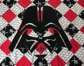 Darth Vader Star Wars Quilt