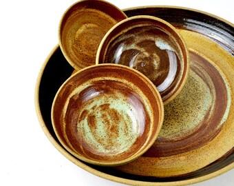 Oki Islands appetizer dish serving set