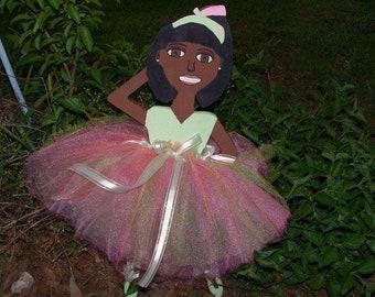 Beautiful Black Ballerina (Mercy)