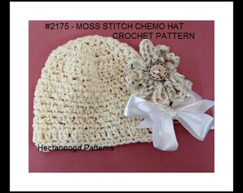Chemo Hat Pattern Etsy