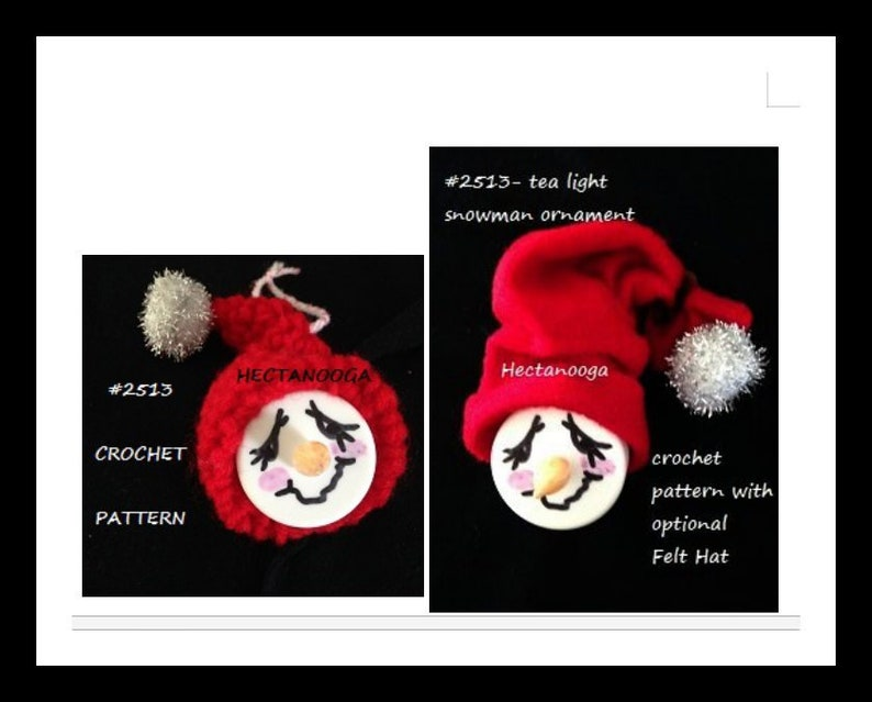 Easy crochet patterns or sewing pattern CHRISTMAS TREE image 0
