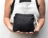 black linen case