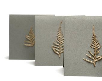 fern cards (set of 3)