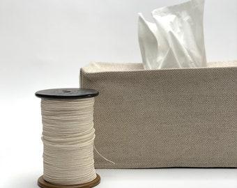 linen tissue cover- extra deep