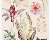 Botanicals No.2 - Larger Archival Print