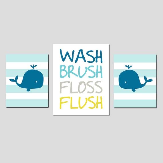 Kids Whale Bathroom Decor Custom Decorating Design