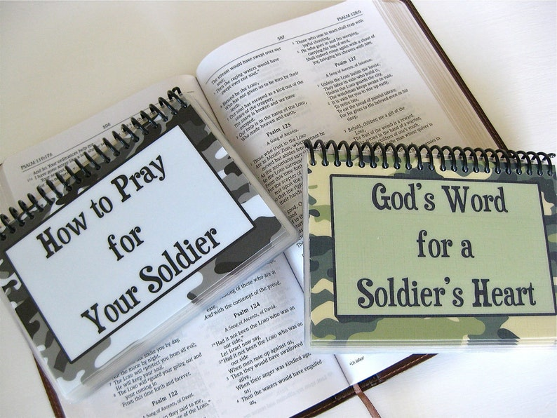 How to Pray for Your Soldier/God's Word for a image 0