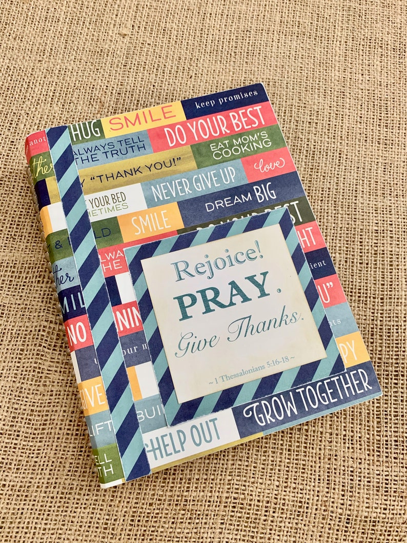 Legacy Prayer Journal Bound Book Multicolored Word Art of image 0