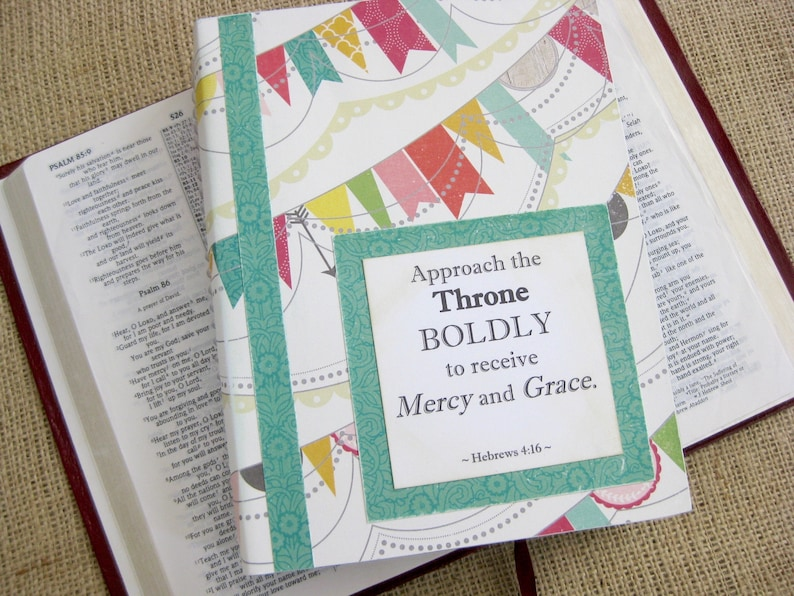 Legacy Prayer Journal Bound Book Multicolored Pennant image 0