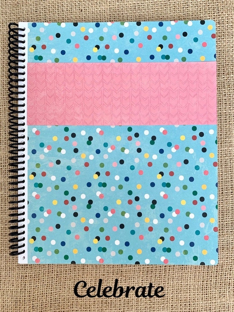 SALE August 2020-July 2021 itsjustemmy Weekly Day Planner with image 0