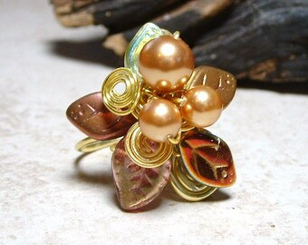 Titanias Dream Woodland Fairy Ring