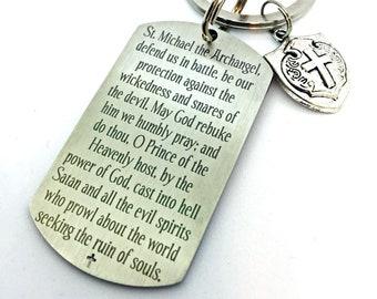 St. Michael Prayer Pillowcase Catholic