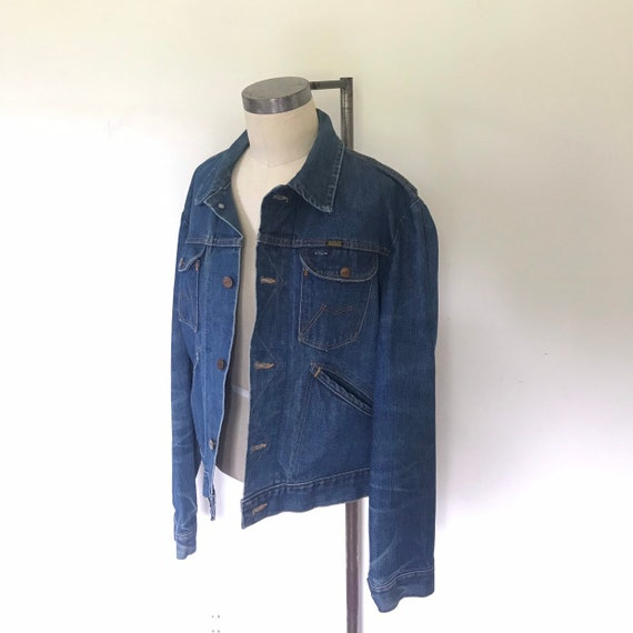 Vintage MAVERICK denim jacket.