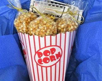 Popcorn 30 oz, Popcorn Gift Set, Popcorn Kit, Popcorn Mix, Popcorn Season, 4th of July, Gourmet Popcorn, NO Salt, NONGMO
