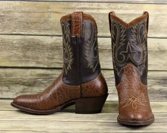 Tex tan boots   Etsy