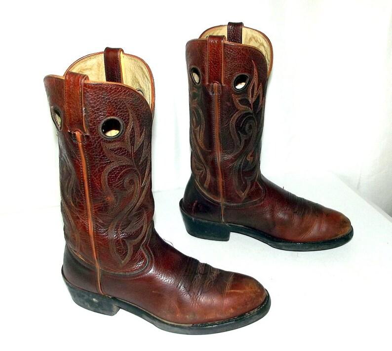 8bd843e810e5d Brown Durango cowboy boots size 9 EE or womens size 10.5 wide width