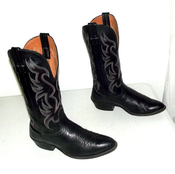 d 5 or 9 size size Black Western brand boots Cowboy Nocona 11 womens SS8AUHq