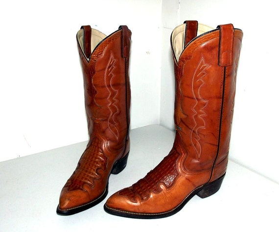 boots cowboy 9 Vintage cowgirl size Texas or 5 brand size D Amazing 11 dqIYtUxwnW