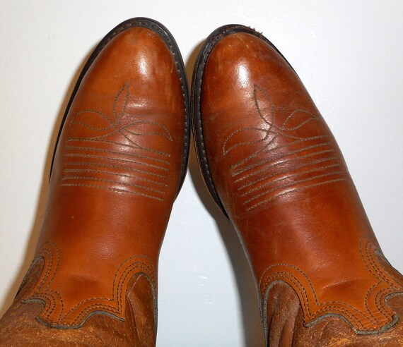 Western Mens Brand Tan 9 D Brown Dingo Womens Acme Indie Cowboy Boots Urban 8 5 ggzwrp