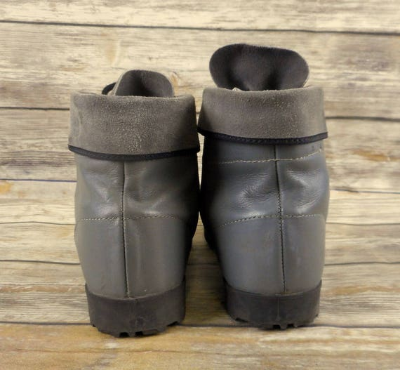 gris Fashion M 8 taille r Connie Womens bottines 5 ZPxdnqRE