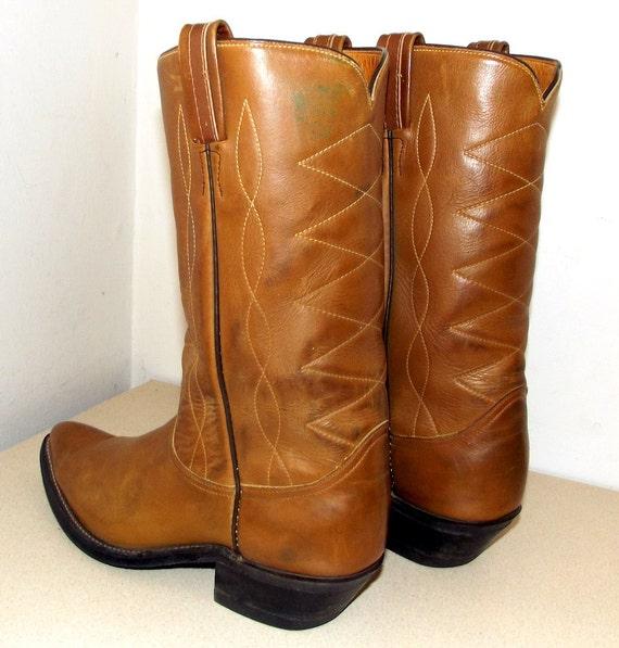 9 Rockabilly D Lama bottes de Tony grandeur homme Cowboy Vintage Western pour Chaussures B5wxPaqA1