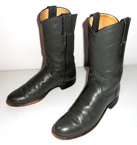Womens Justin Ropers Cowboy Boots