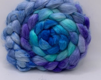 Cashmere 100%  Combed Top - 3oz -Moonsea 1