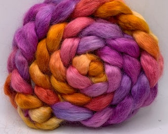 Kid Mohair Combed Top - 5oz - Eagle Claw Cactus Bloom 1