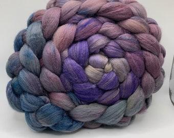 Merino 18.5/Peduncle Silk 75/25 - 5oz - Edge of Night 1