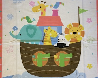 Brand New Baby Cot Quilt Panel