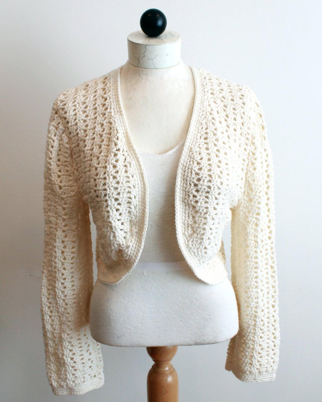 Destiny Bolero Crochet Pattern PDF | Etsy