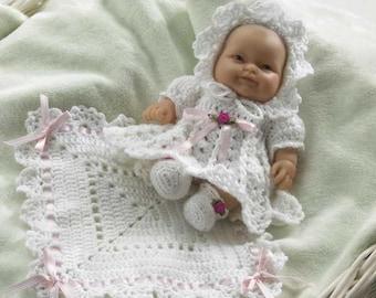 Baby Chloe Crochet Pattern PDF