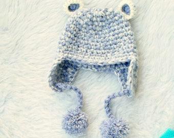 9c99c59adca Crochet Pompom Beanie
