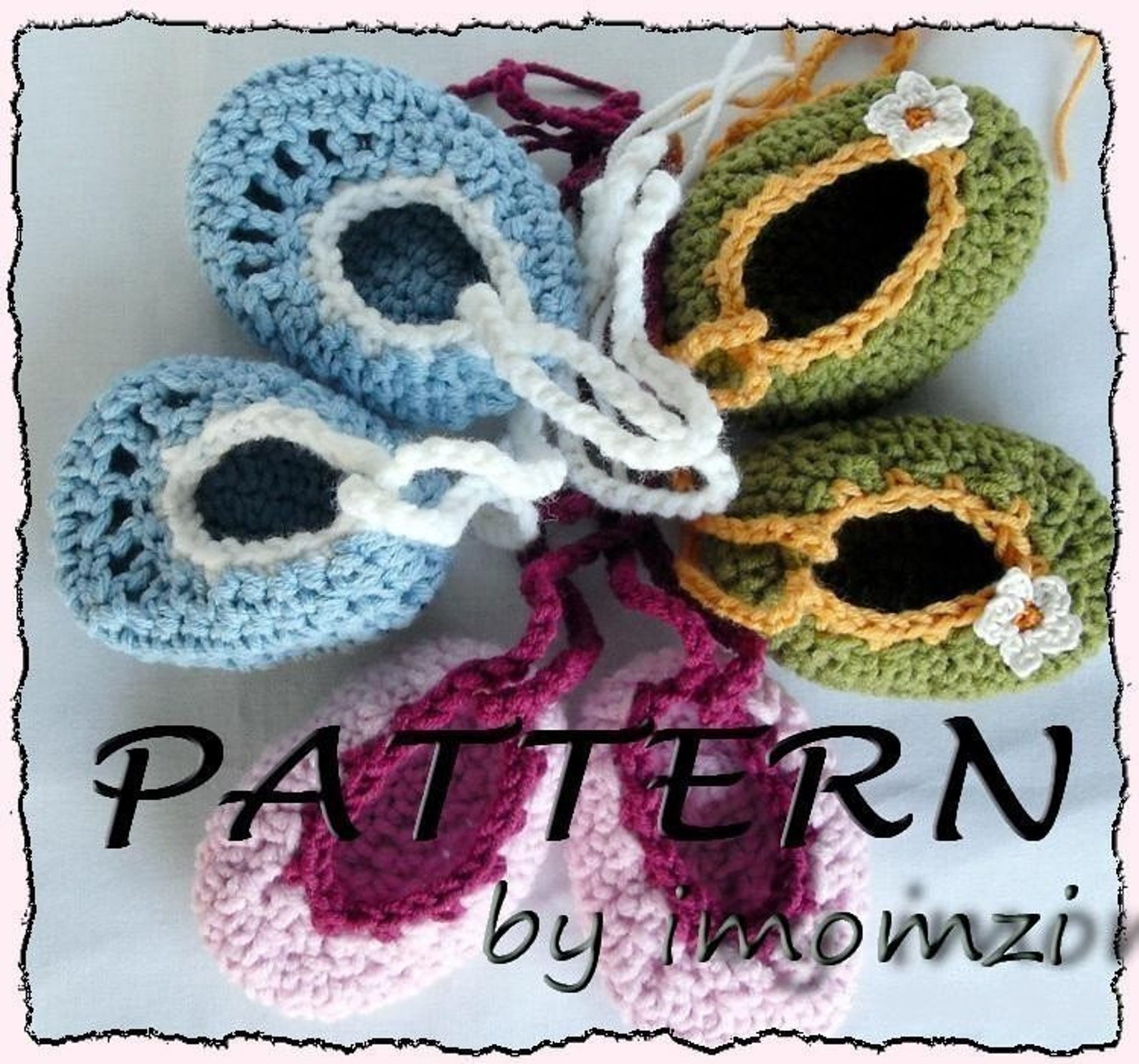 crochet pattern pdf, baby ballet flats how to make crib shoes for newborn baby, crochet booties pdf tutorial, newborn booties pa