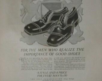 7d635b2cad95e Footwear advertising | Etsy