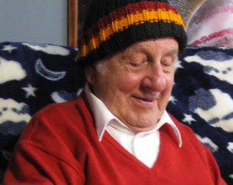 Rib Knit Hats for Adults