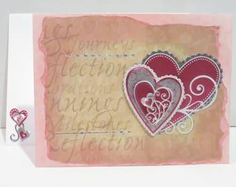Journey Milestones/Love/Valentine's Day/Anniversary Card