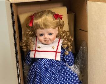 Vintage Shelley Porcelain Doll World Gallery