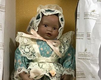 Vintage Baby Porcelain Doll