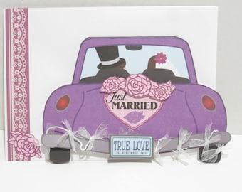 Wedding Card/Just Married Card