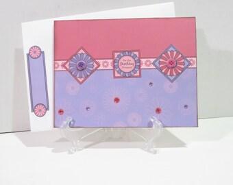 Birthday Princess Card