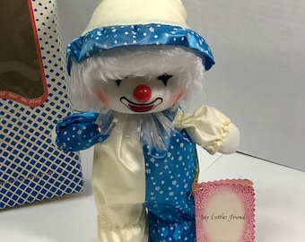 Vintage Wind-Up Clown